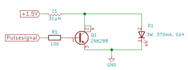 Nano controlled voltage booster