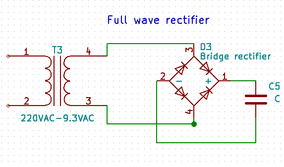 Full-wave rectifier